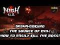 Nioh - Easily beat Gasha-Dokuro boss! Source of Evil!