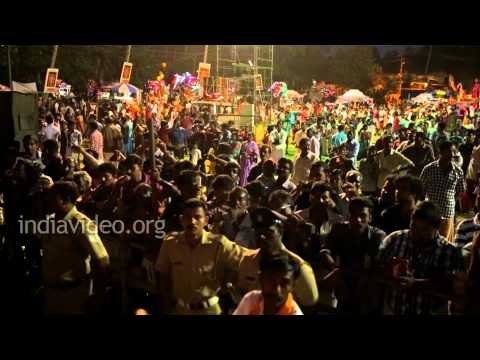 Festival highlights of Thiruvanvandoor Mahavishnu Temple, Alappuzha