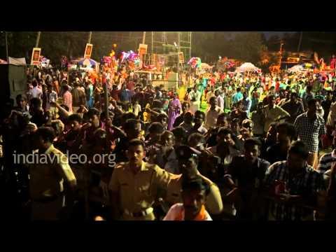 Festival highlights of Thiruvanvandoor Mahavishnu Temple, Alappuzha