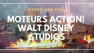 Moteurs Action! (Full Show) Paris - Walt Disney Studios