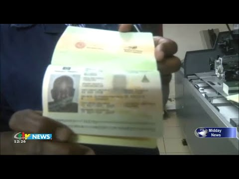 CRTV - THE MIDDAY BILINGUAL NEWS - (CAMEROONIAN PASSPORT : In LESS than 24HRS) - 18th September 2020