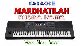[1.59 MB] MARDHATILLAH Rhoma Irama - KARAOKE versi POP