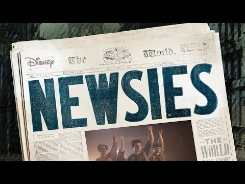 PINE VIEW HIGH SCHOOL: NEWSIES