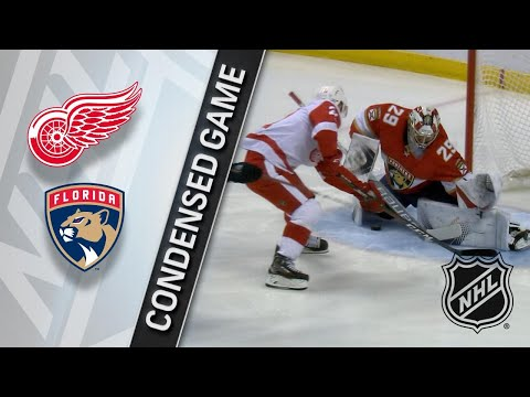 02/03/18 Condensed Game: Red Wings @ Panthers