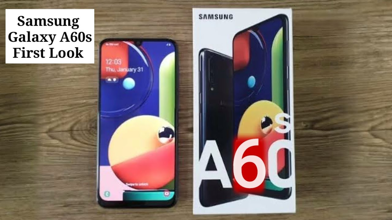 Samsung Galaxy A60s Review, Exynos Processor, Samsung Galaxy A60s Unboxing - YouTube