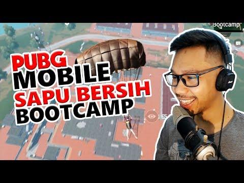 BOOTCAMP SANHOK TERLALU KERAS - PUBG MOBILE INDONESIA