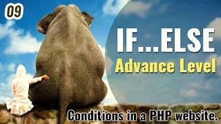 Advance use of PHP If else statement in Hindi - PHP in Hindi