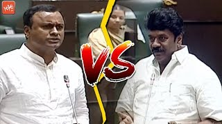 Komatireddy Rajgopal Reddy Demands to TRS Govt | Komati Reddy vs Talasani | CM KCR