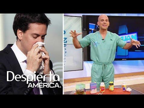 Remedios caseros para combatir la Influenza | Dr. Juan