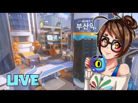 Overwatch Grandmaster Support Main! Top 500 Ez Clappers!