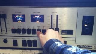 Tandberg TCD 3034 drive belts replacement part 2