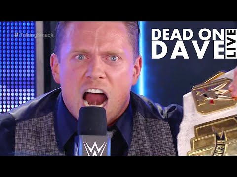 """The Miz Cuts A Career Defining Promo -  My Thoughts on """"The Coward Promo"""""""