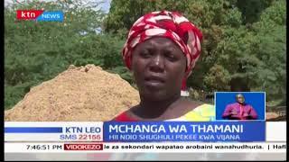 Vijana wa Tana River wakwepa mamba katika kazi zao