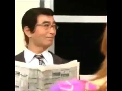 Kakek Jepang Paling Lucu Dan Kocak !!