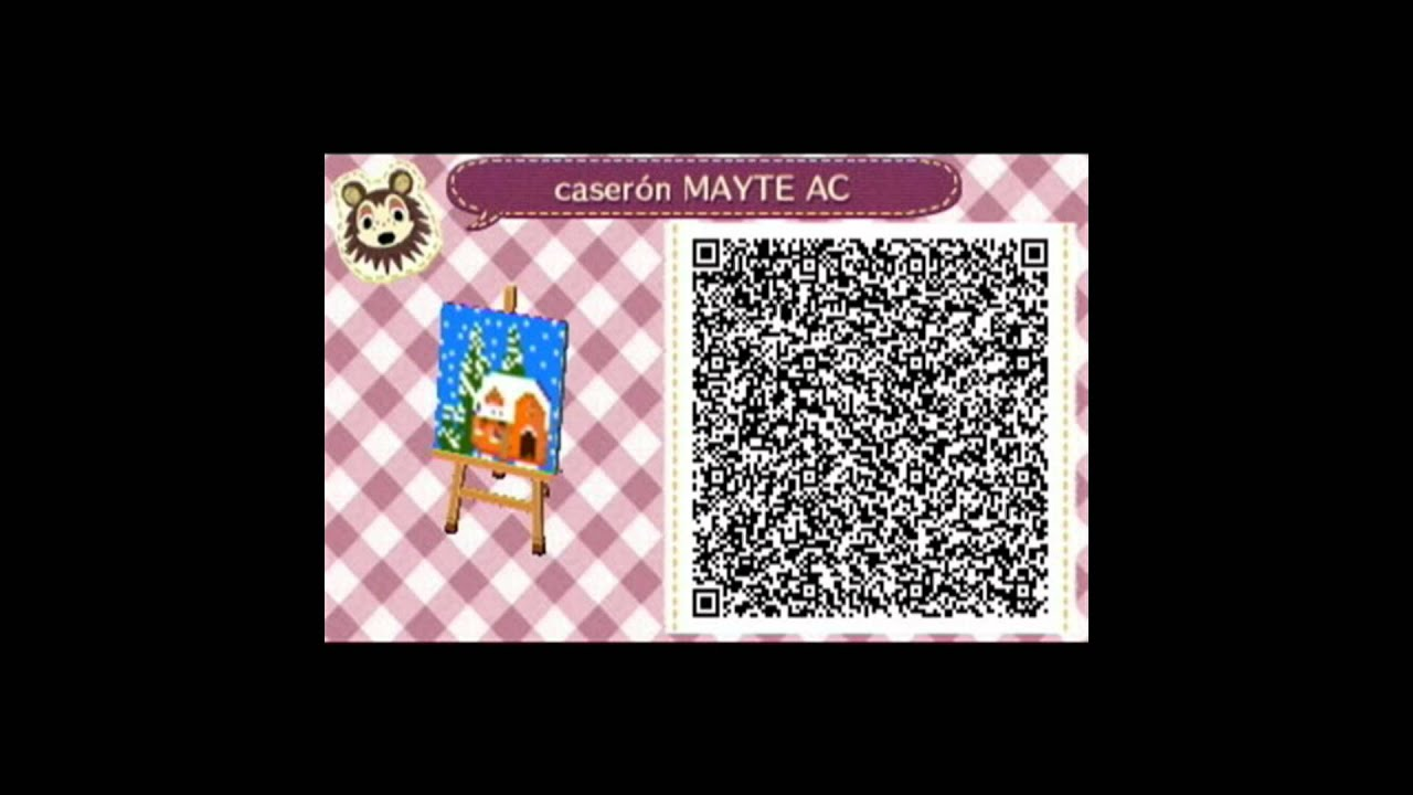 qrs acnl 5 mayte ac especial navidad - youtube