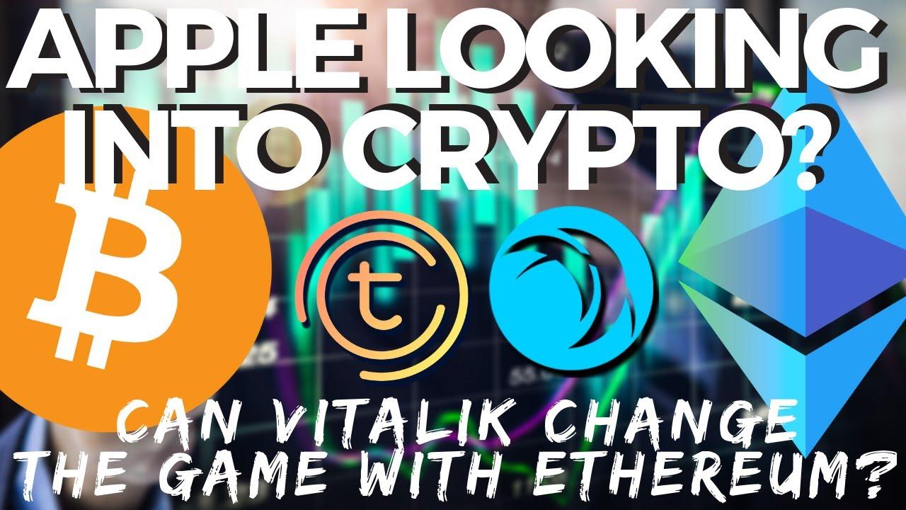Apple Watching Cryptocurrency? Vitalik Talks Ethereum | TOMO, SAFEX | bitcoin news