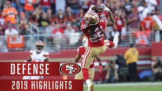 49ers Top Defensive Takeaways | 2019 Season