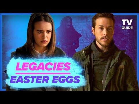 Legacies Season 2: TVD And Originals References   Episodes 1-16