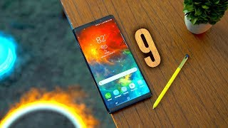 Samsung Galaxy Note 9 - REAL Day in the Life!
