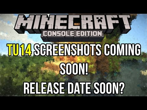 Minecraft Xbox & PS3: TU14 Screenshots Coming SOON! | Release Date Coming??