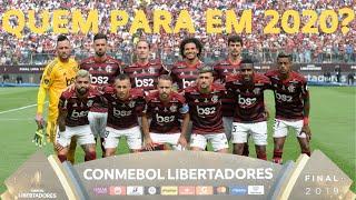 Quais os times que poderão parar o Flamengo campeão brasileiro e da Libertadores em 2020?