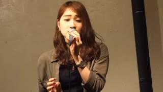 Suzuho「レイニーブルー」(MS.OOJA)、心斎橋ENTER、16.06.25