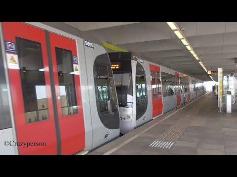 Metro D en E - Zuidplein Rotterdam Marathon April 2018