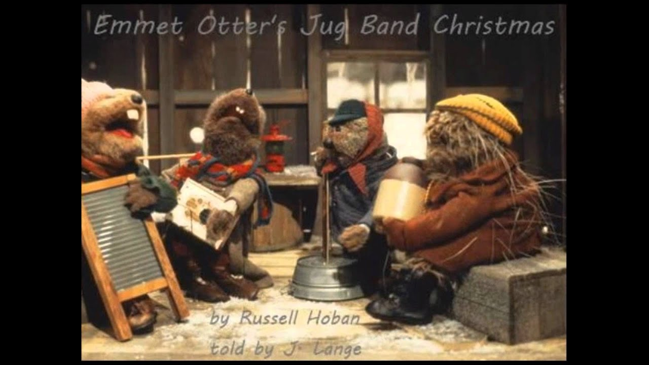 Emmet Otter's Jug Band Christmas (audio story) - YouTube