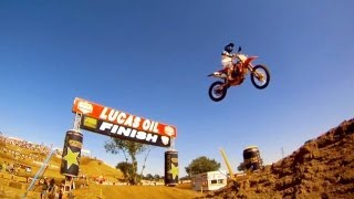 GoPro HD:   Hangtown 2011 Lucas Oil AMA Pro Motocross Season Opener