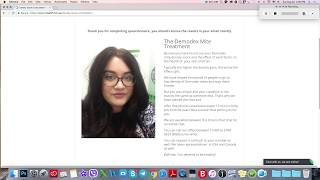 How to find out if you have Demodex mites- online test | UNGEX