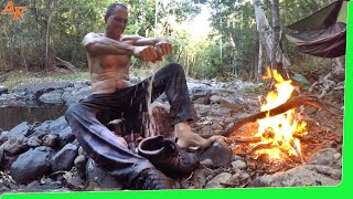 24hr Survival Challenge - Mangrove Coast - Catch and Cook EP.501