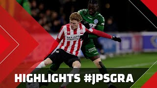 Highlights | Jong Psv   De Graafschap