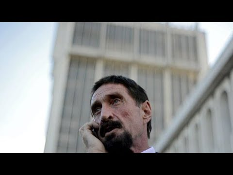 Cybersecurity 101: Mainstream Media Interviews John McAfee, Denouncing Your Right To Privacy? - 2018