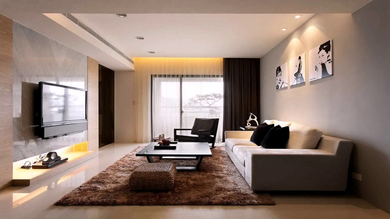 Small Home Interior Design Ideas India - YouTube