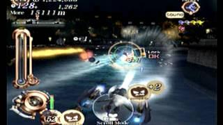 Sky Gunner PS2 Copain 3rd mission