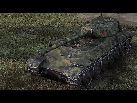 World of Tanks IS-M  -  10 Kills, 5,1K Damage | Best tank battles | Gameplay PC