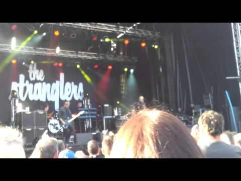 The Stranglers live at whitehaven