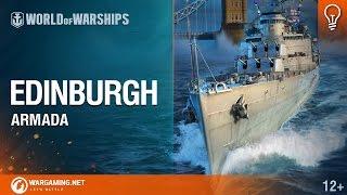 World of Warships - Armada: Edinburgh