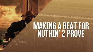 Making A Beat For Lil Yachty's 'Nuthin' 2 Prove' Album