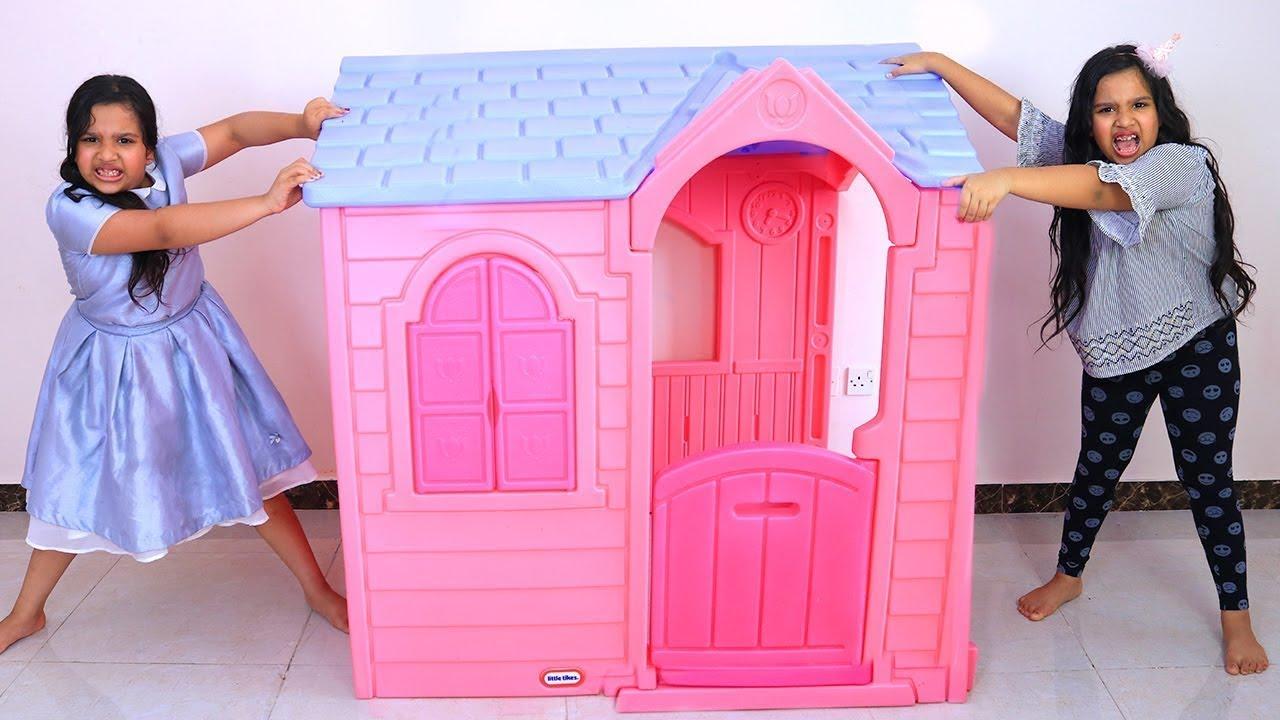 Download शफ़ा और उसकी जुड़वाँ को चाहिए एक जैसा घर