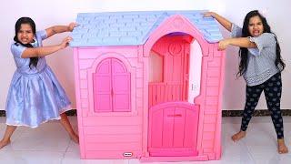 शफ़ा और उसकी जुड़वाँ को चाहिए एक जैसा घर