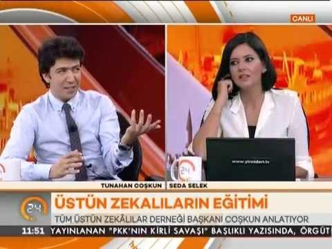 TÜZDER - Üstün Zekalı Çocuklar (Kanal24)