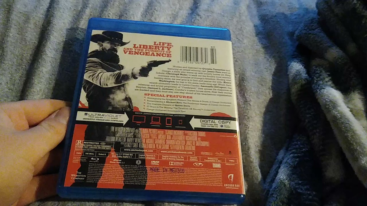 Download Django Unchained (2012): Blu-ray Review