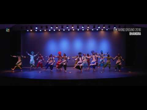 Stanford Bhangra | Breaking Ground 2016 [Official]