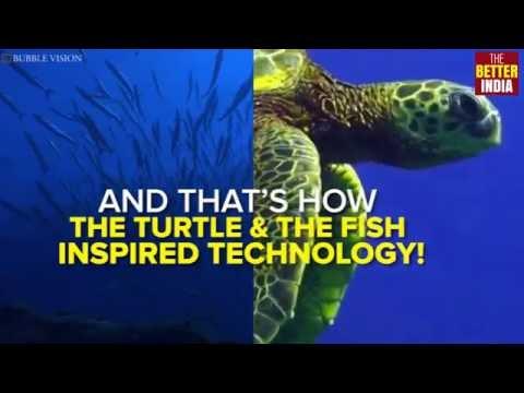 Students create underwater robots