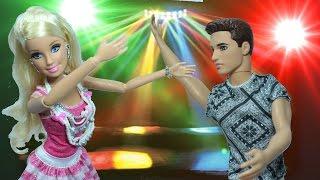 Барби Мультик ВЕЧЕРИНКА В ДОМЕ МЕЧТЫ Видео с куклами для девочек Barbie dolls