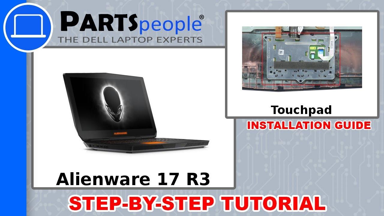 Dell Alienware 17 Synaptics Touchpad Windows 8