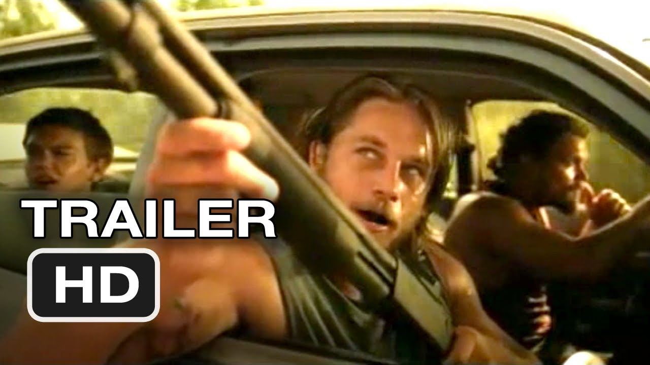 The Baytown Outlaws Official Trailer #1 (2012) - HD Movie