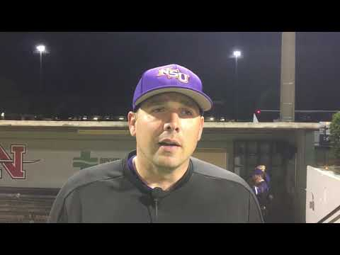 Head coach Bobby Barbier talks about Sunday's win at Nicholls.