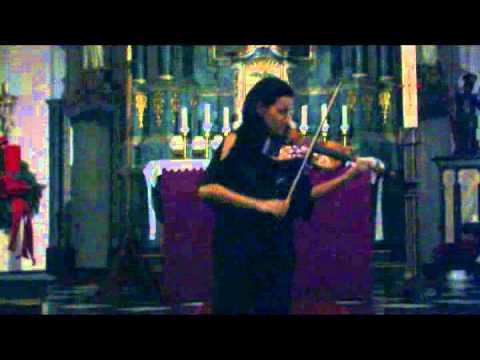 J.S.Bach Sonata N1 g-moll Fuga